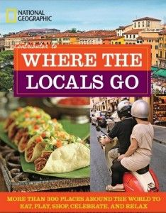 Girl in Florence featured in the National Geographic 'Where the Local's Go'