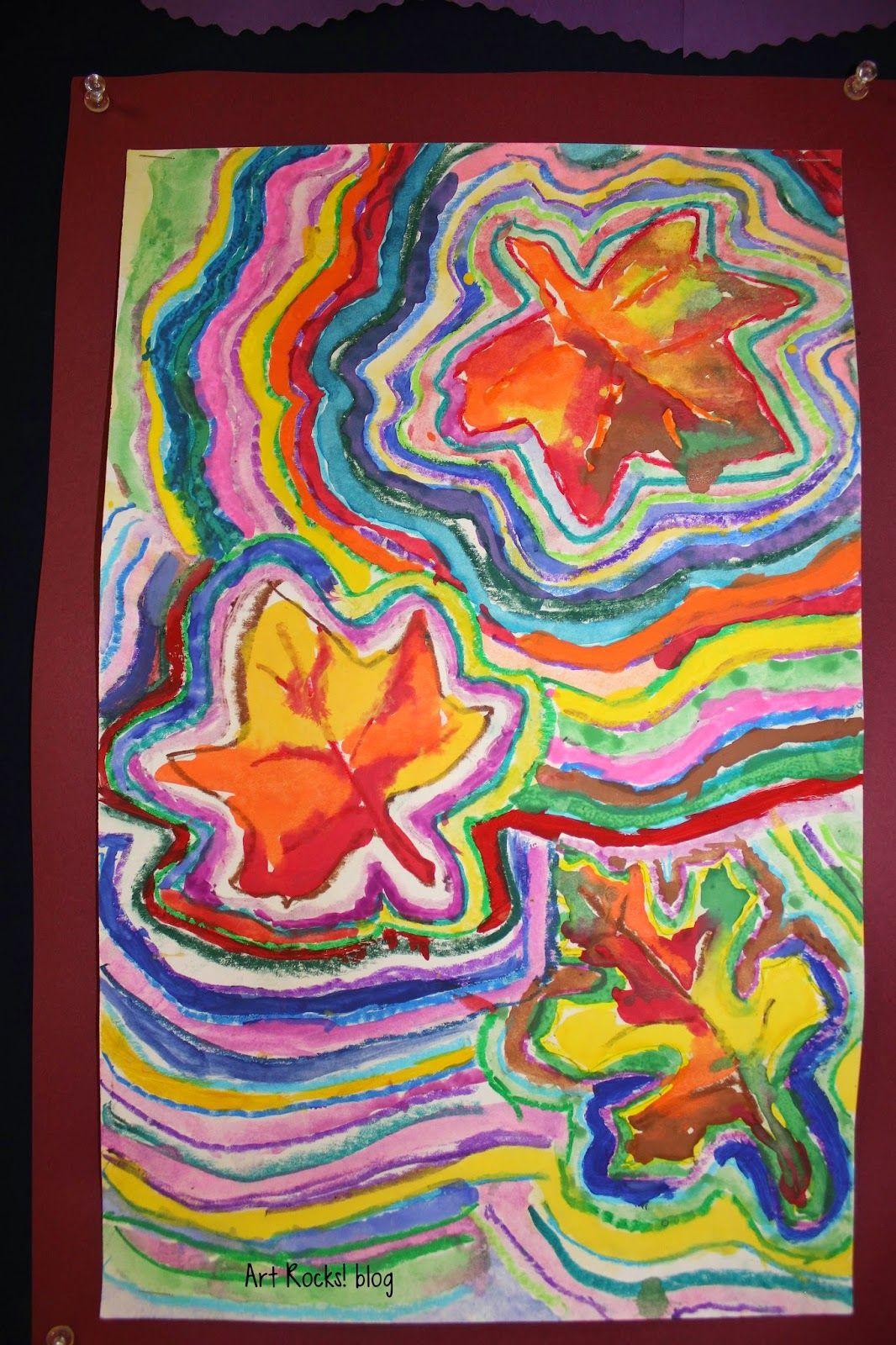Elementary Art Ideas For Fall