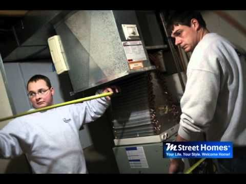 M Street Homes Houston Home Builder Hvac Video With Images Hvac Home Builders
