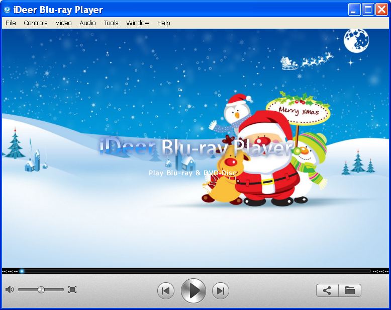 iDeer Christmas background6