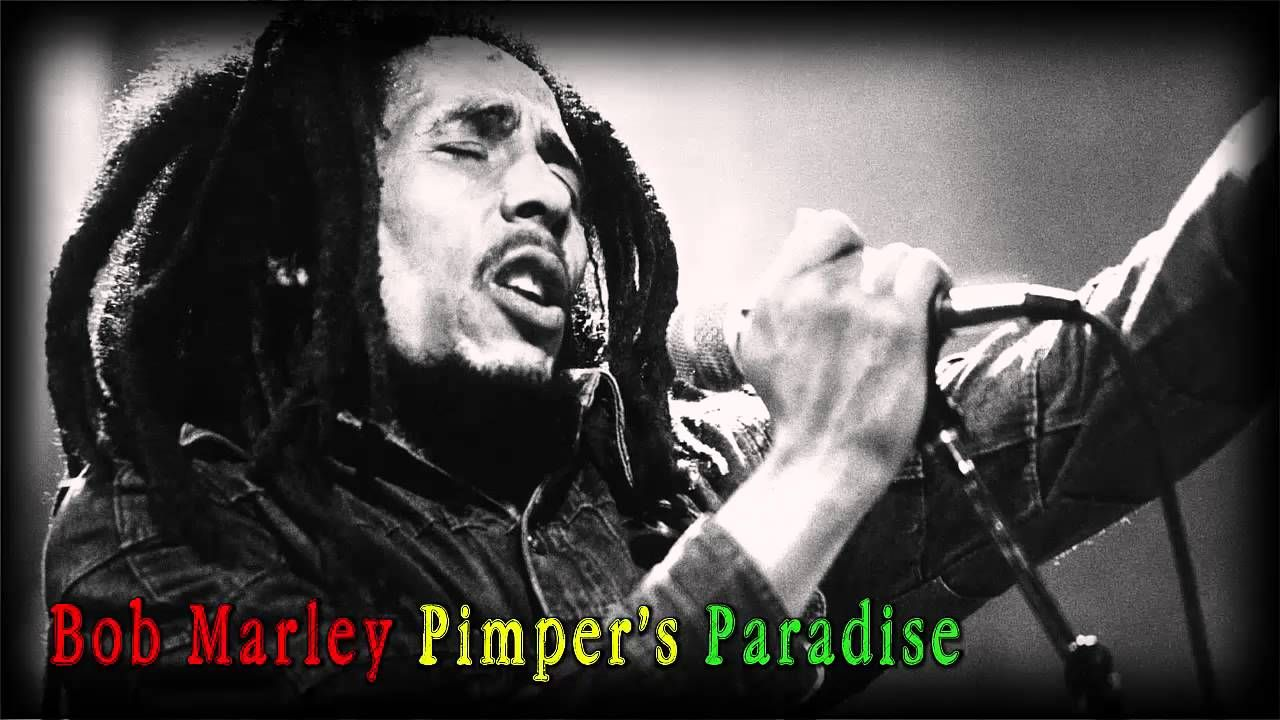 Bob Marley Pimper's Paradise (mp3)+Download in 2019 | Bob