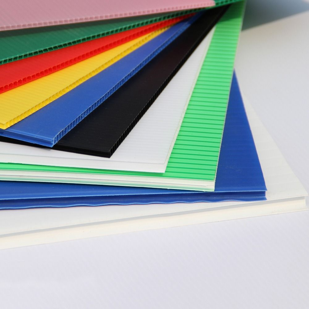 Wholesale Cheap Pp Corrugated Plastic Sheet