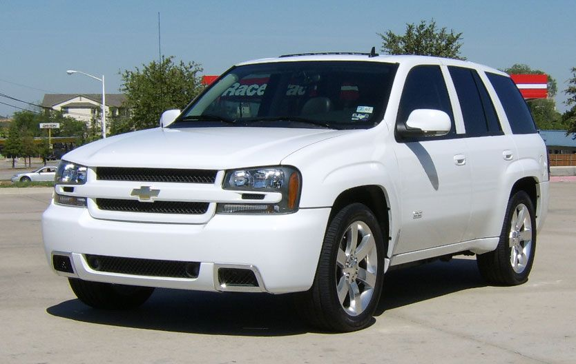 General Motors Recalls Previously Recalled Suvs 2006 2007 Buick Rainier Chevrolet Trailblazer And Gmc