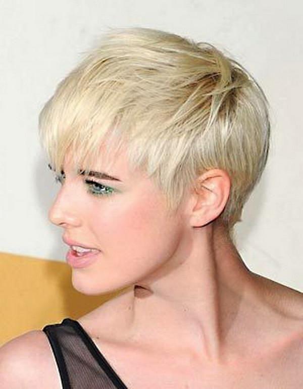 Bunte Haare » Besten Kurze Frisuren Und Haarschnitte