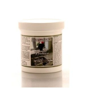 Granite Poultice Granite Poultice Removes Deep Embedded Stains And Discoloration From Kitchen G Granite Care How To Clean Granite Granite Countertops Kitchen