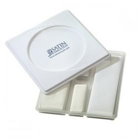 Satin Smooth Epilating Cloth Strips for Facial and Body Waxing.