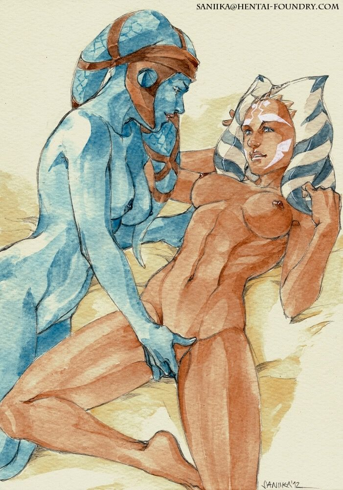 tano Star lesbian ahsoka wars