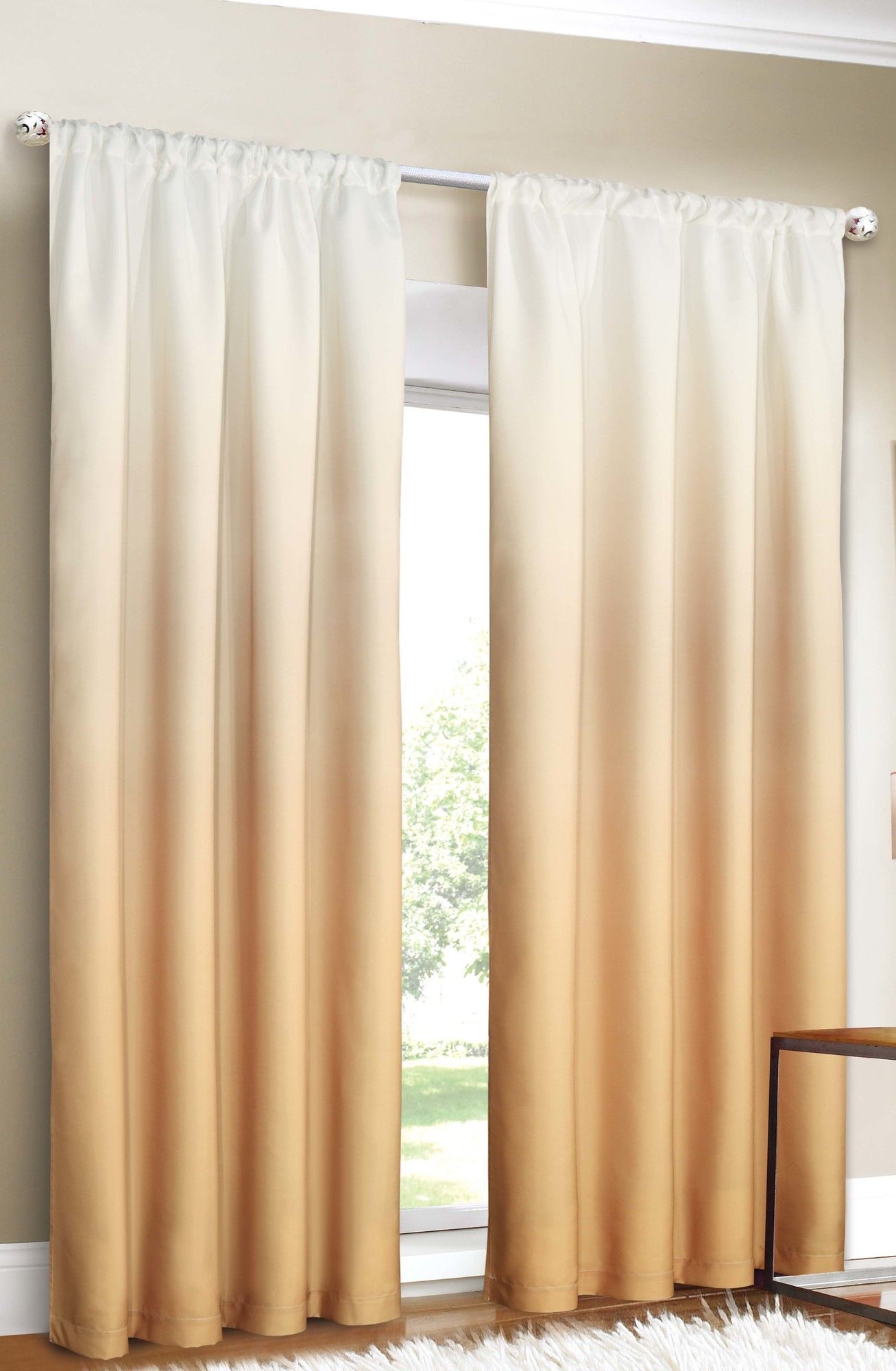 Shades curtain panels products