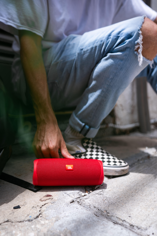 Flip 5 waterproof speaker bluetooth