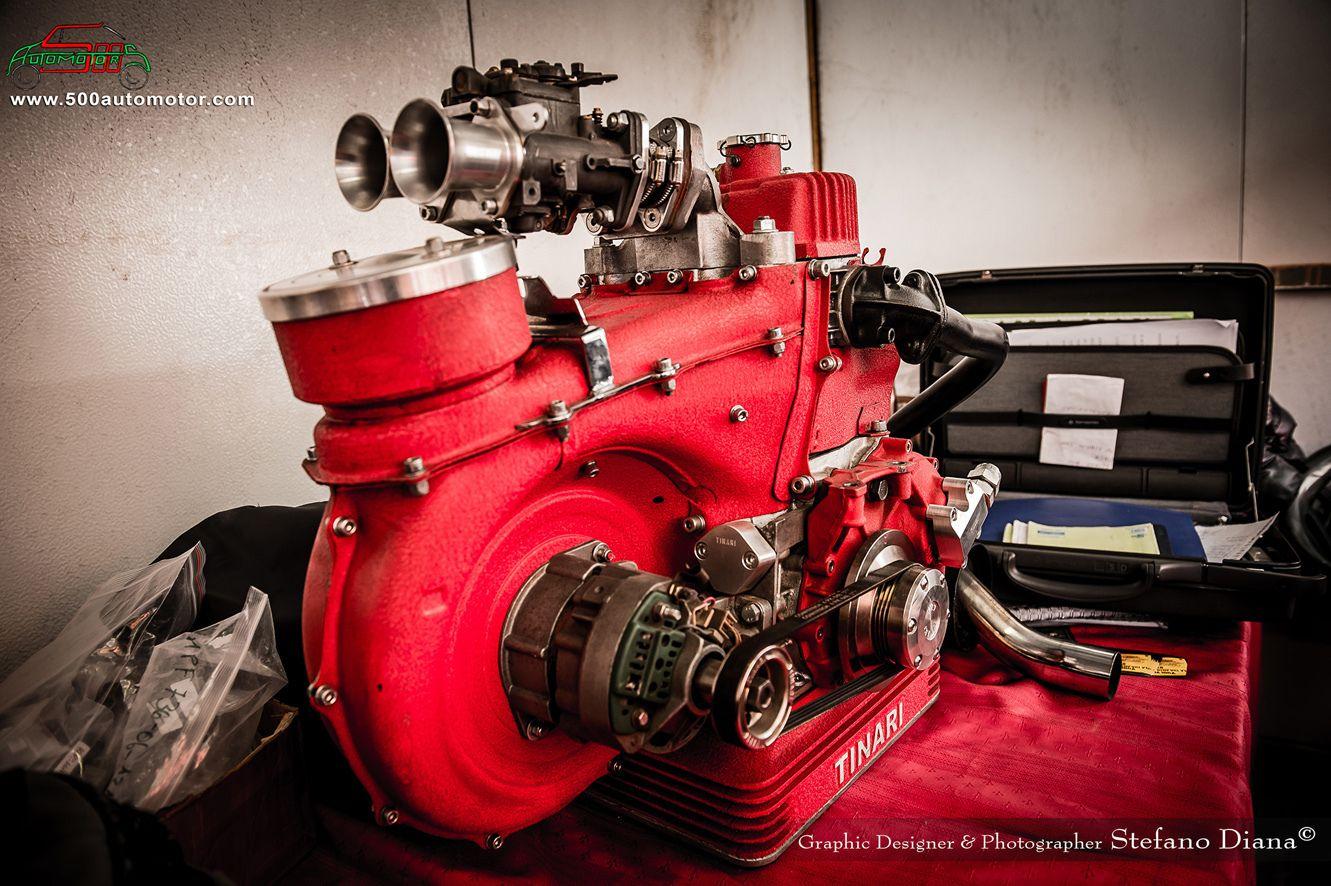 Motore Con Albero A 90 Scoppio Irregolare Fiat 500 500automotor