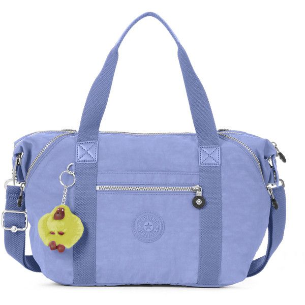 ab17b223630 Kipling Art S Handbag (1,600 MXN) ❤ liked on Polyvore featuring bags,  handbags, persian jewel, purse tote, kipling purses, tote handbags, blue  purse and ...