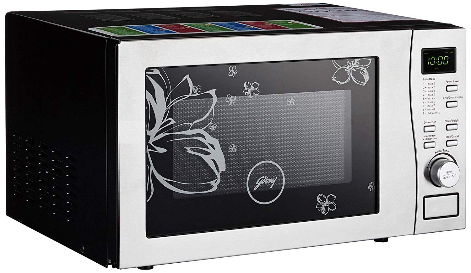 The Convection Microwave Oven Has Captured A Prominent