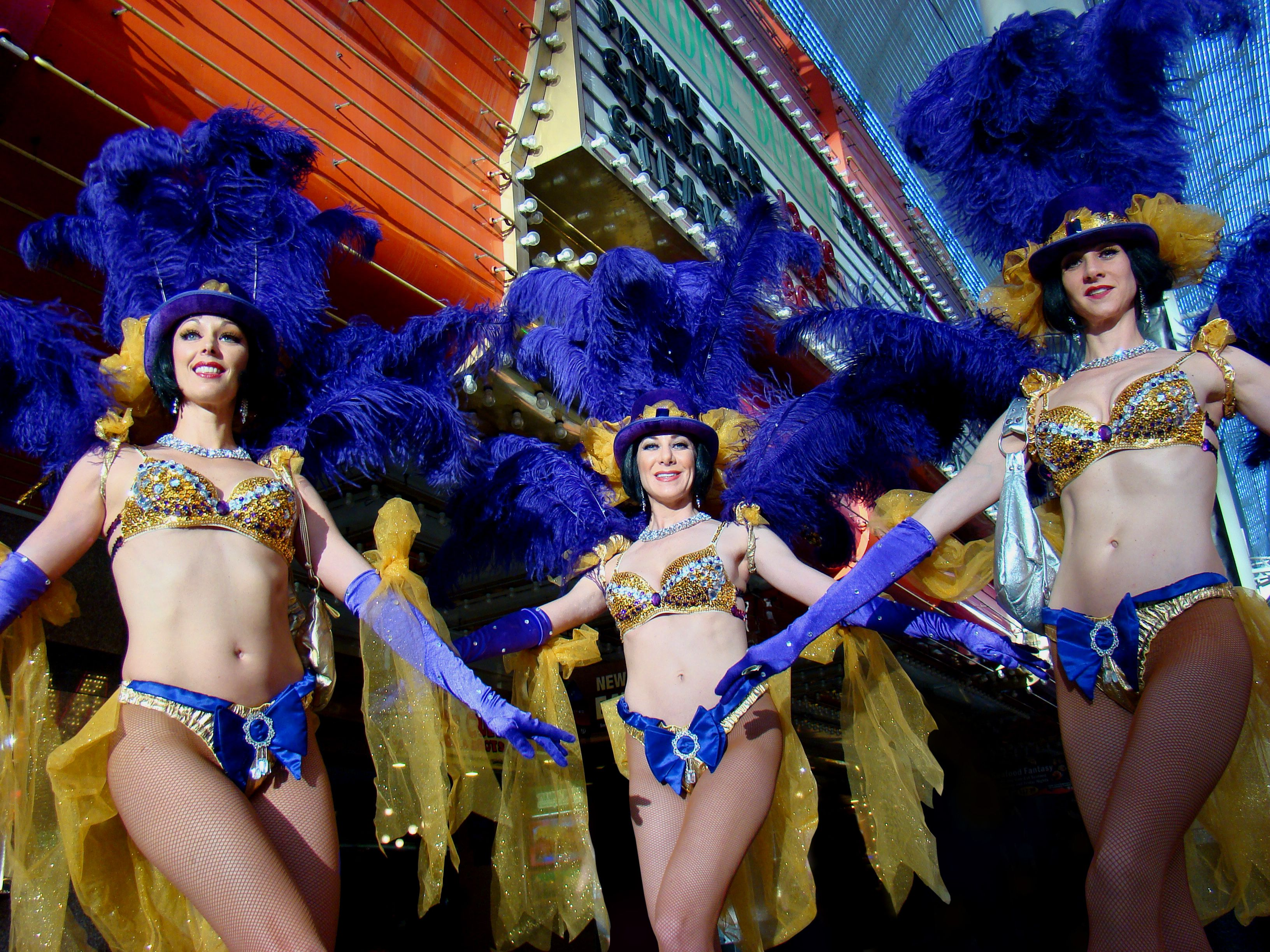 Best topless burlesque shows in vegas