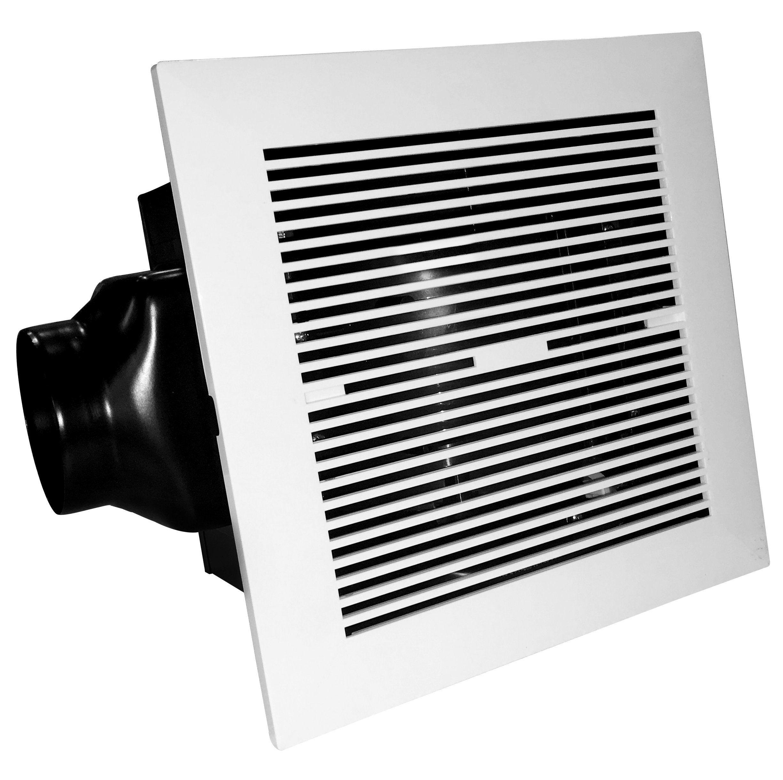 Tatsumaki TA 120 Ultra Quiet 120 CFM Bathroom Ceiling Fan