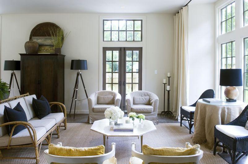 tripod floor lamp in living room  22 Fascinating Tripod Floor Lamps in the Living Room ...