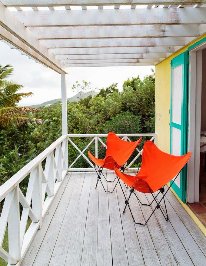 House of Turquoise: Golden Rock Inn Nevis