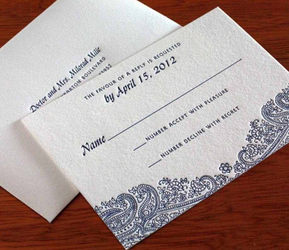 Make sure all of your guests are drawn to your wedding envelope invitations mehndi party letterpress wedding invitation 7 best free home design idea inspiration stopboris Image collections