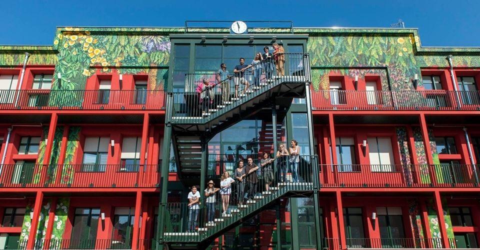 Union sociale pour l'habitat : Innovation architecturale : diaporama