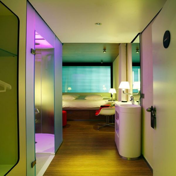 citizenM Hotel Glasgow City Centre Boutique Hotels in Glasgow