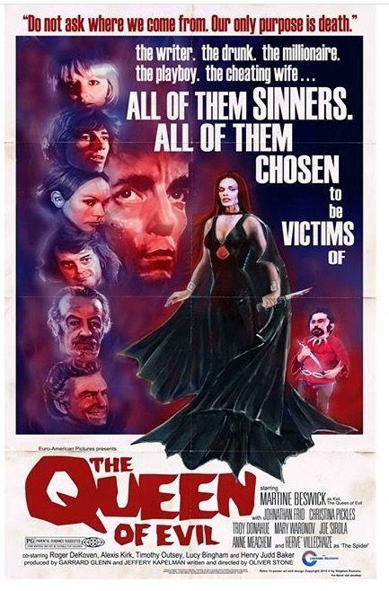 The Queen Of Evil 1967