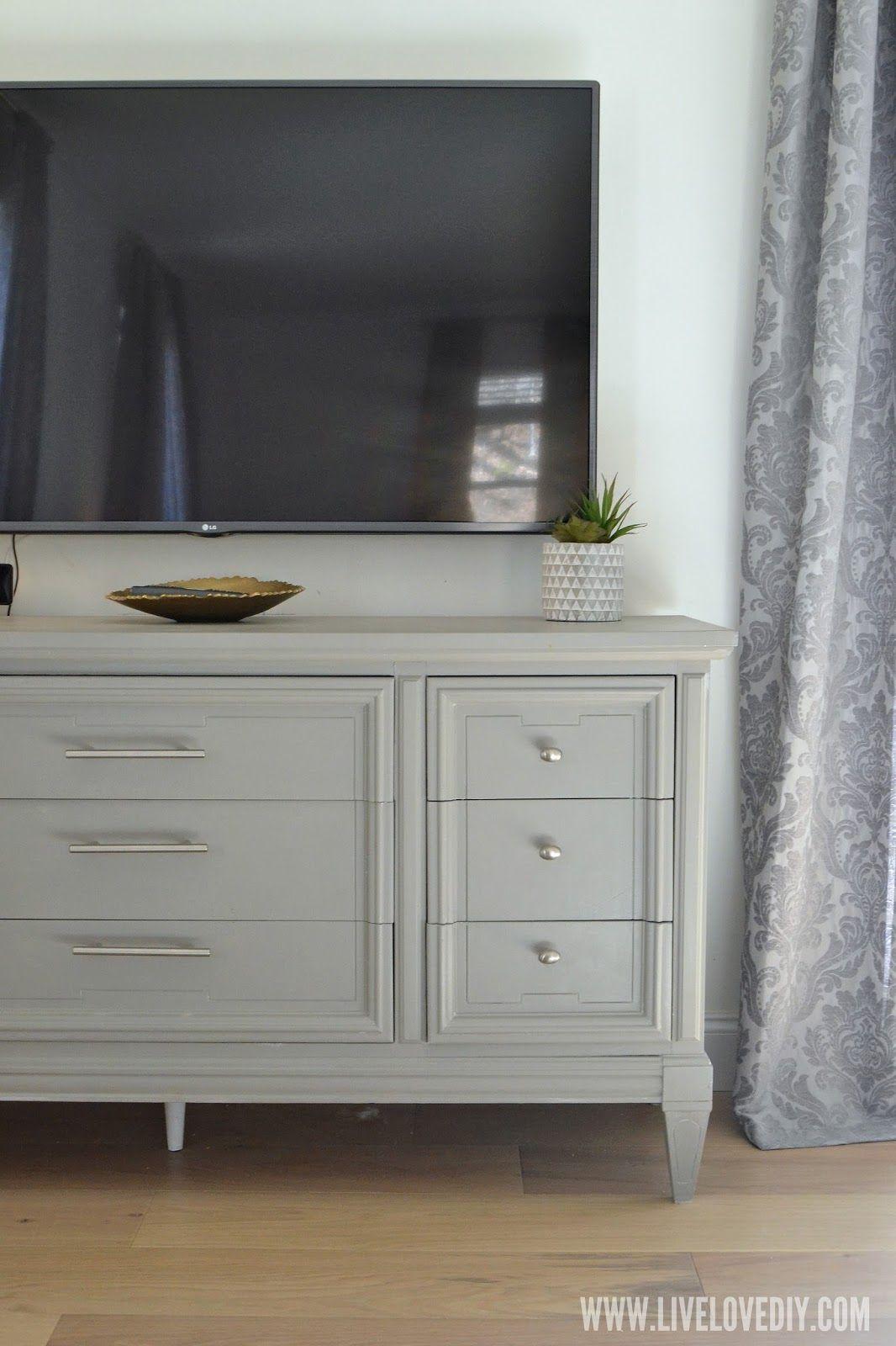 Country Gray Chalk Paint Living Room Reveal Rustoleum Rustoleum Chalk Paint