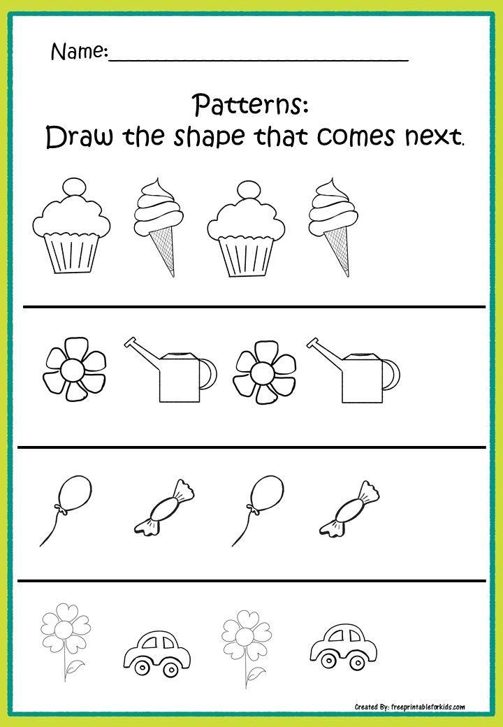 FREE educational printable worksheets for kids in 2020 ...