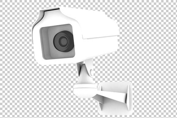 Cctv Camera 3d Render Png Cctv Camera Camera Png