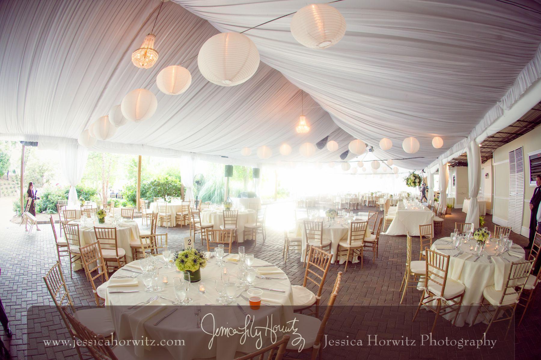 Nice Piedmont Garden Tent Reception At Park Tavern   Photo By Jessica Horwitz  Photography
