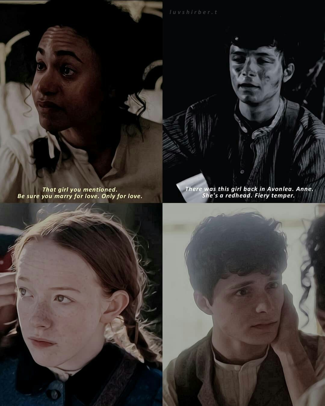 Anne With An E Season 3 Gilbertblythe In 2020 With Images