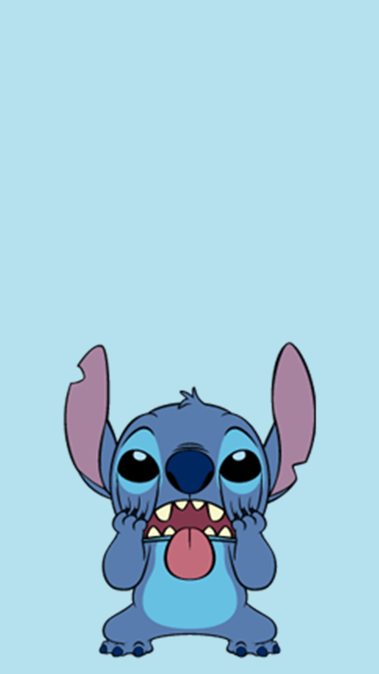 Cute Stitch Iphone Wallpapers Top Free Cute Stitch Iphone Cute Disney Wallpaper Cute Stitch Cartoon Wallpaper Iphone