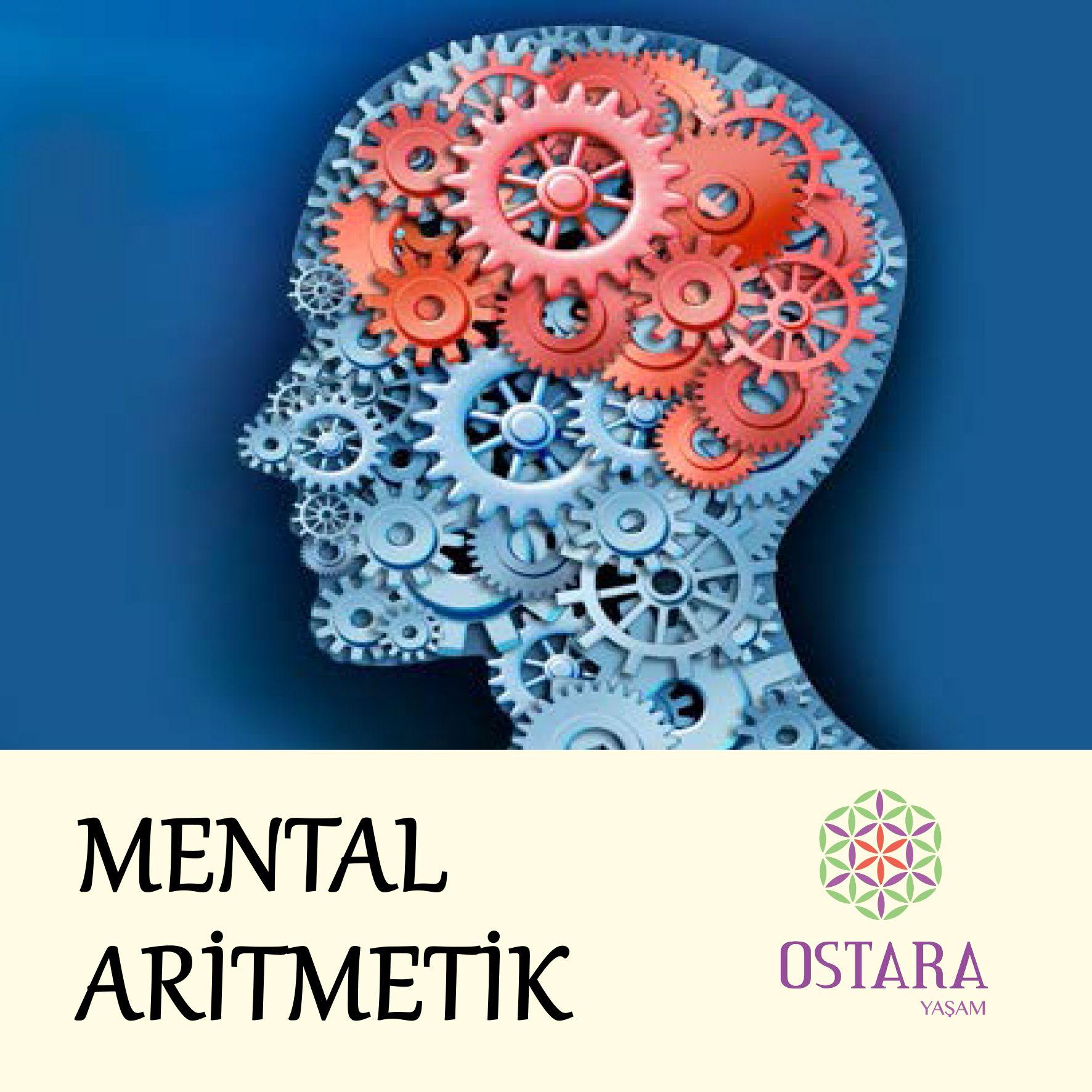 Mental Aritmetik + Hayal Gücü + Uygulama + Egzersiz = Beyin Gelişimi ...