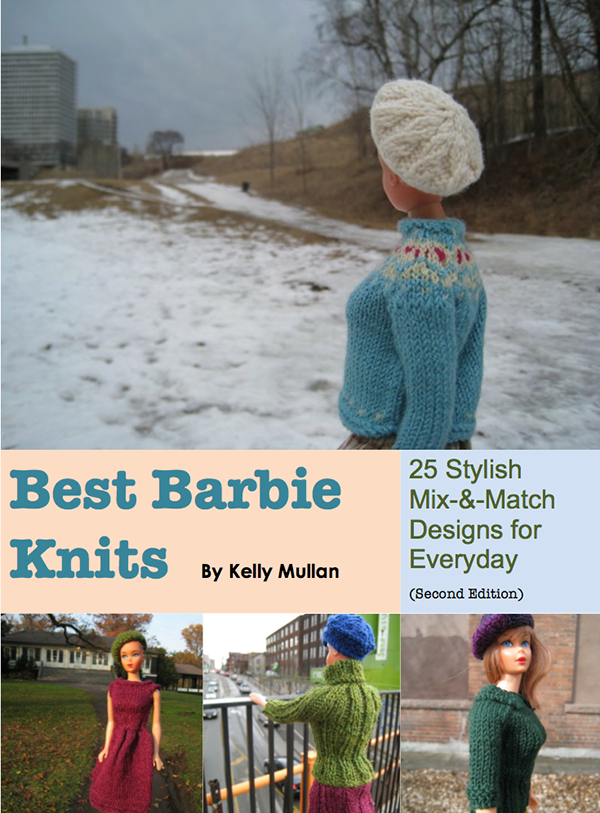 Best Barbie Knits Best Barbie Knits Ebook Second Edition