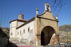 Cervera del Río Alhama - Ermita de la Soledad