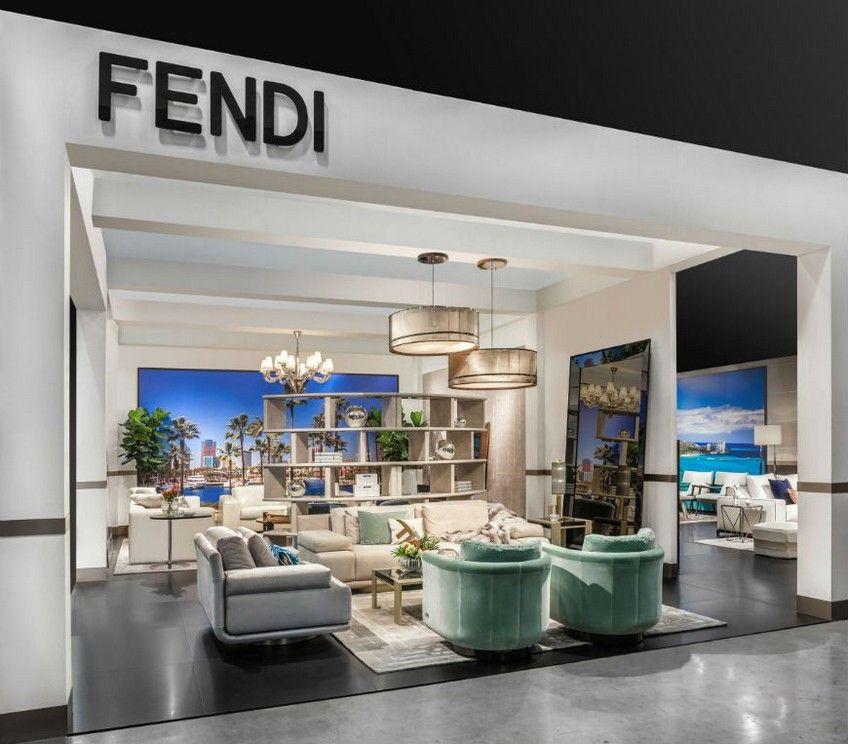 124dfe85086c The Showcase of Fendi Casa At Maison et Objet 2018  FendiCasa  DesignAgenda   ParisDesign