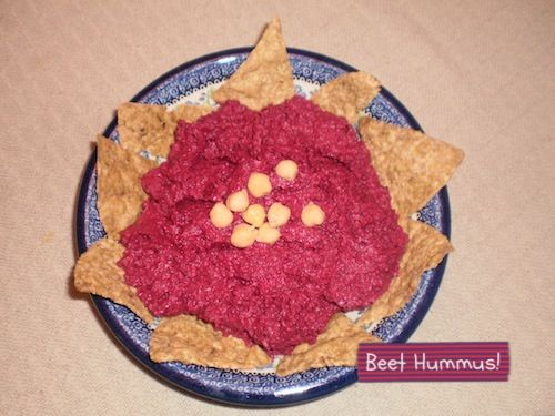 Meatless Monday: Where Do You Get Protein? – Beet Hummus   http://chicgalleria.com/2012/03/meatless-monday-protein-beet-hummus/