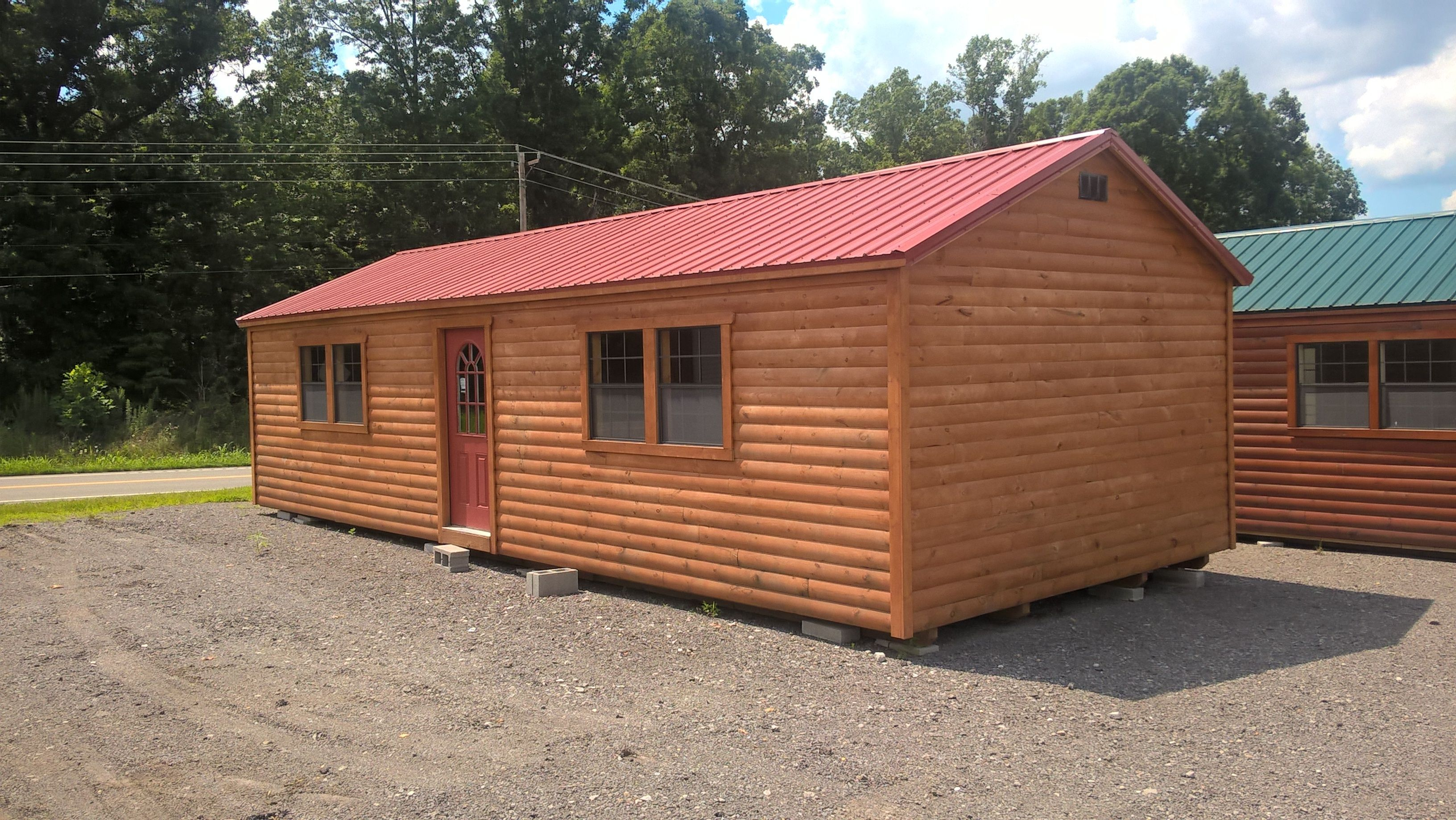 country with portable cottage cabins storage there outbuidings s for or choice the sheds cco guest log great has rent porch perfect comes to and own buildings cabin is over a area weekend