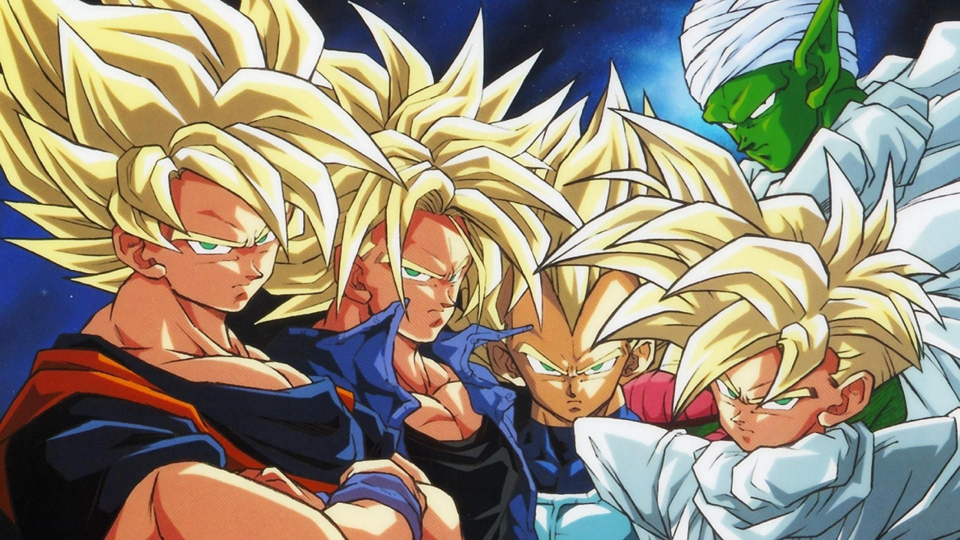 pc live wallpapers of dragon ball z Buscar con Google