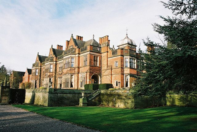 Water Tower Country House Hotels Houses British English Manor Follow Me Mansions United Kingdom