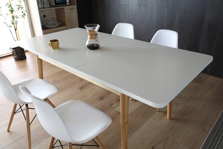 Table Extensible Scandinave 8 Personnes Kittila Blanc Pas Cher Table A Manger Concept Usine Iziva Com Table Salle A Manger Papier Peint Pour Salle A Manger Table Extensible Blanche