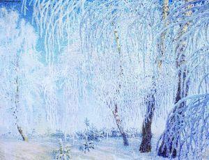 The Frost - (Igor Emmanuilovich Grabar)