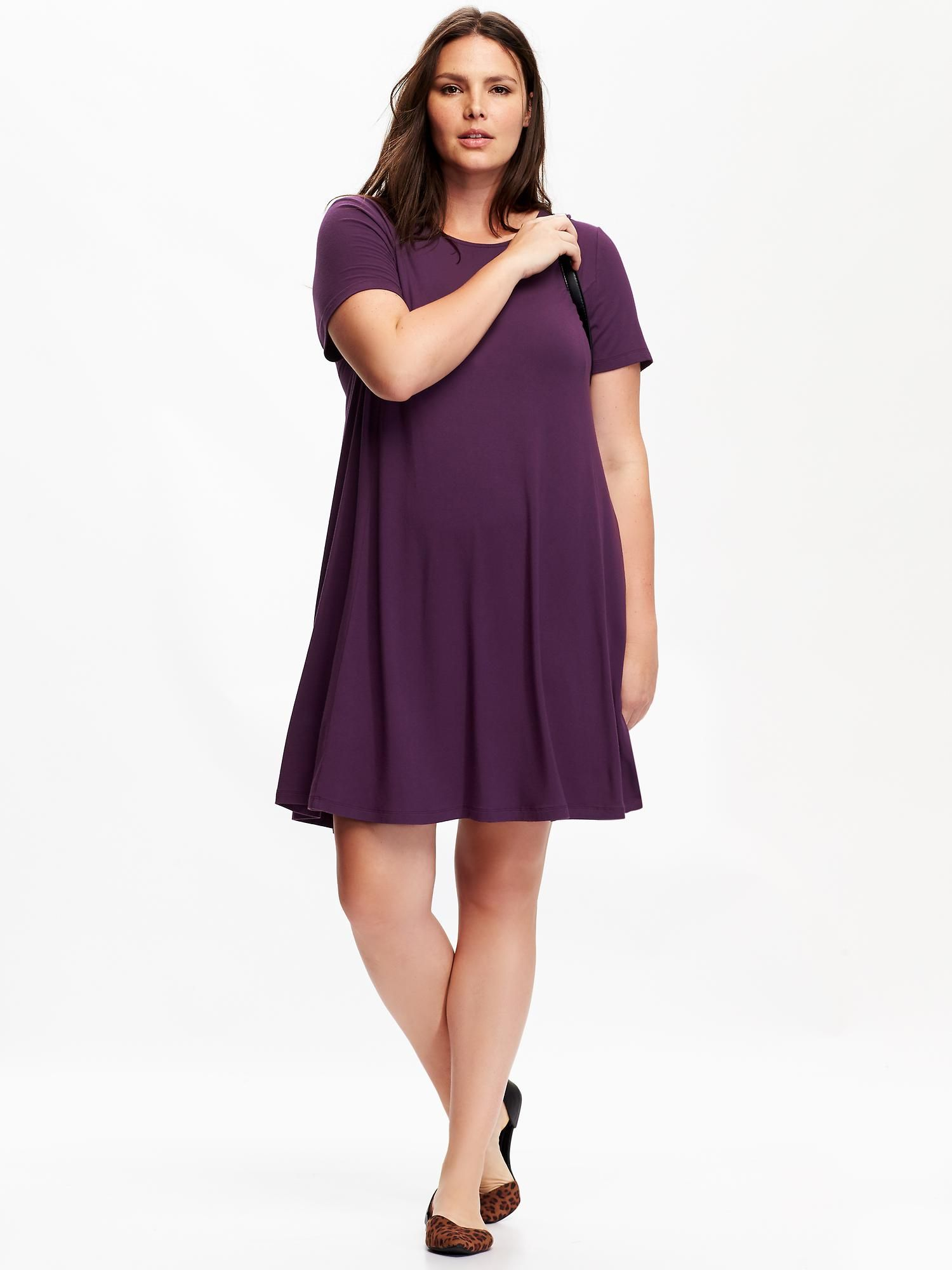 08c9a7f884a Old Navy • Jersey Swing Dress