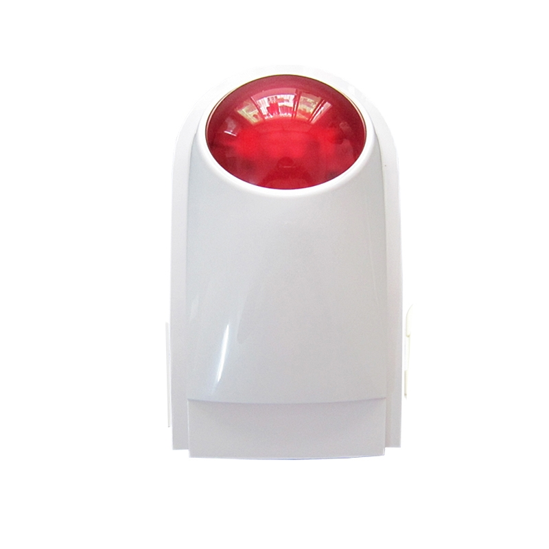 29.00$  Watch here - http://ali2mi.shopchina.info/go.php?t=32680389301 - 433MHZ waterproof outdoor Flash wireless strobe remote siren with gsm motion detector alarm security system for home  #buyininternet