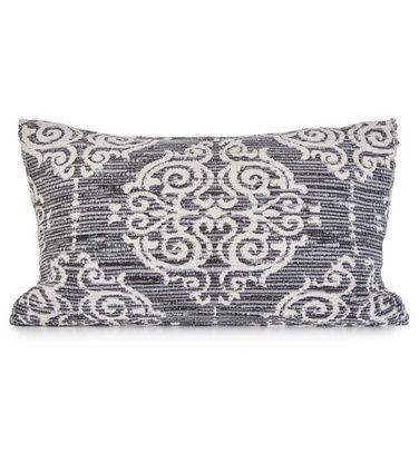 Barokki-tyynynpäällinen, harmaa