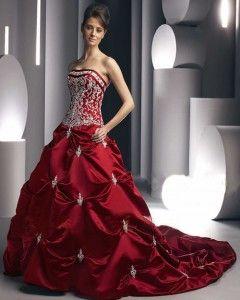 CORSET WEDDING DRESS STYLE
