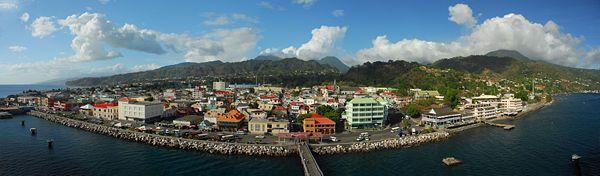Walking tour of Roseau, Dominica