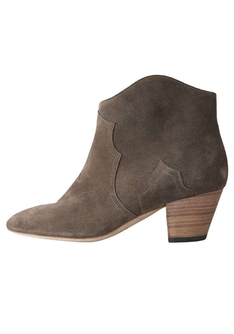 Wore last night.  Totally versatile.  Great for concerts. Isabel Marant / Dicker Boots