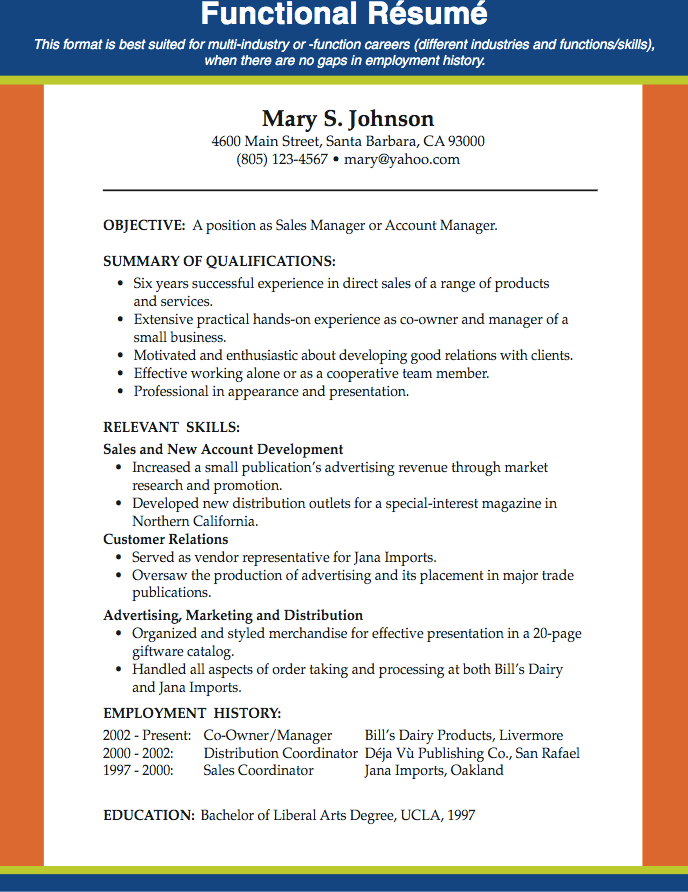 Account Manager Resume Account Manager Resume Sample  Httpexampleresumecvaccount