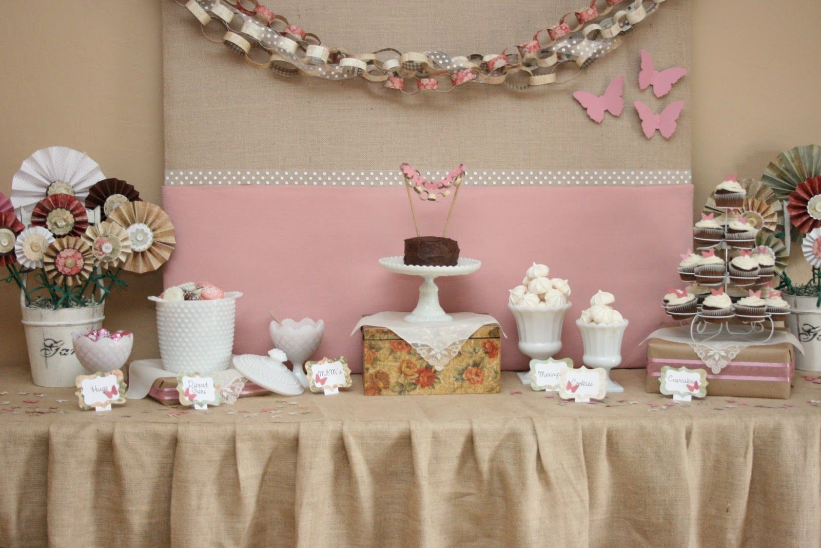 image detail for vintage butterfly 1st birthday party theme party ideas love this