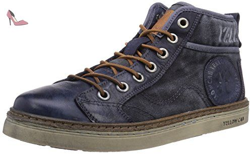 yellow_cab GROUND 12209 - moss, Taille:43 EU
