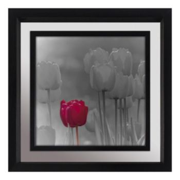 Wall art at kohls shop our full selection of wall decor including this red tulip framed art print by katja marzahn at kohls